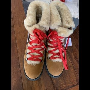 J Crew Nordic winter boots size 9M